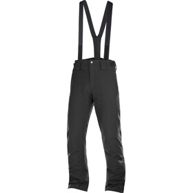 Salomon Stormseason Pantalon Homme, black